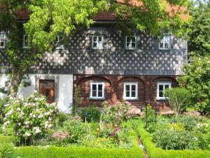 Obercunnersdorf, Bauerngarten